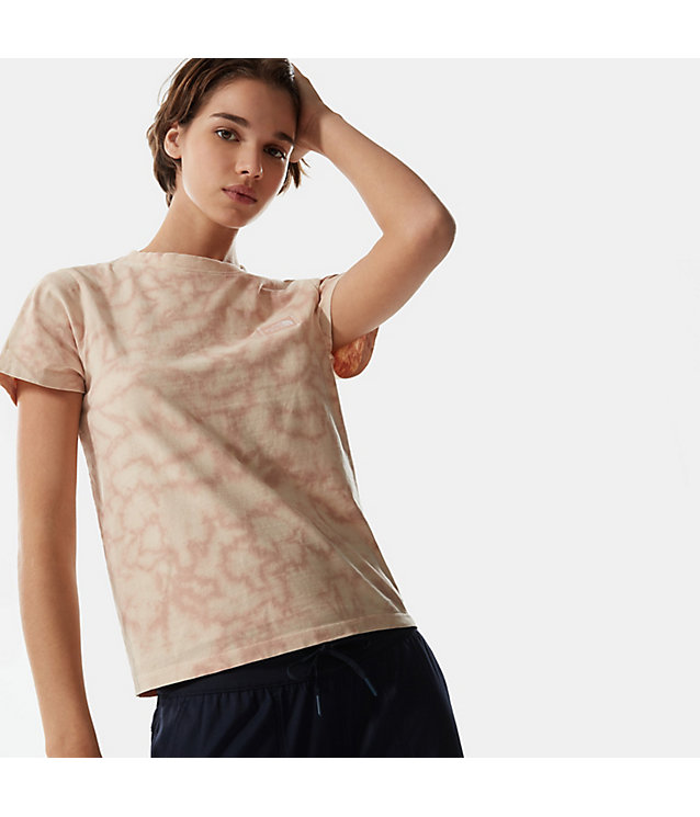 WOMEN'S BOTANIC DYE T-SHIRT | The North Face