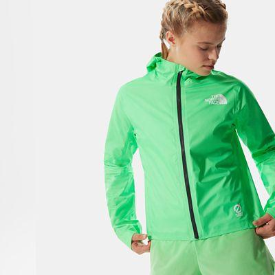 The North Face Womens Lightriser Futurelight Jacket Chloroph