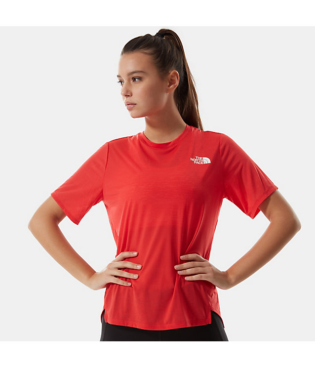 T-SHIRT UP WITH THE SUN POUR FEMME | The North Face