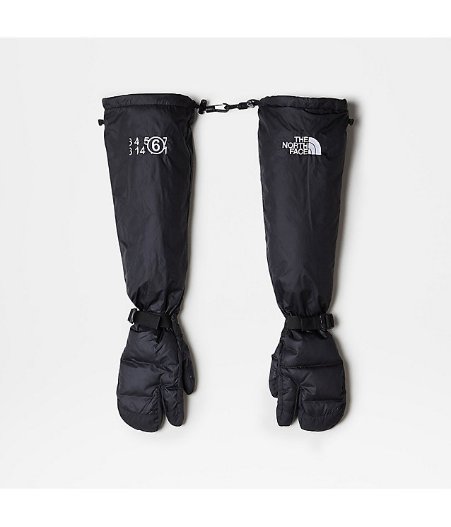 Muffole TNF X MM6 Tabi Expedition | The North Face