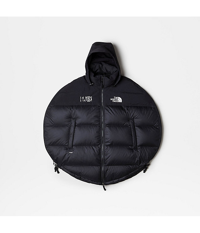 TNF X MM6 Circle Nuptse-jas | The North Face