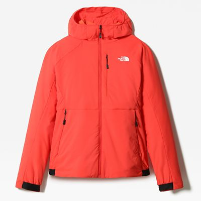 The North Face Womens Circadian Ventrix Jacket Horizon Red