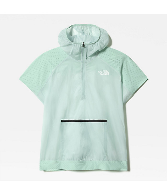 WOMEN'S GLACIER SHORT SLEEVE ANORAK | The North Face