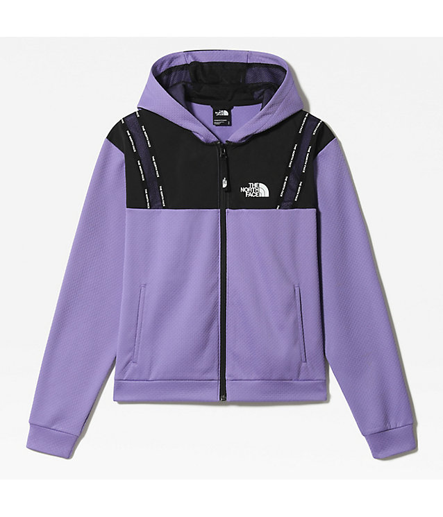 MOUNTAIN ATHLETICS-ZIP-UP-HOODIE VOOR DAMES | The North Face