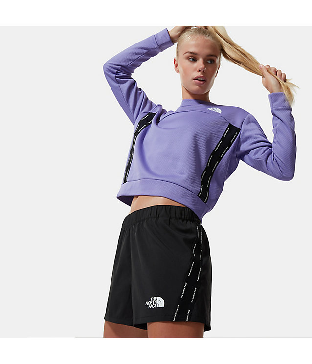 MOUNTAIN ATHLETICS-GEWEVEN SHORT VOOR DAMES | The North Face