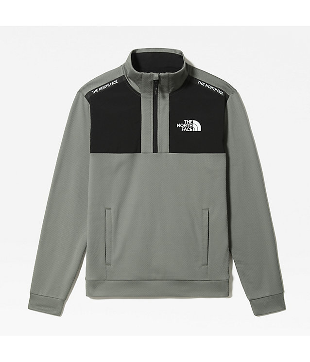MEN'S MOUNTAIN ATHLETICS 1/2 ZIP FLEECE | The North Face