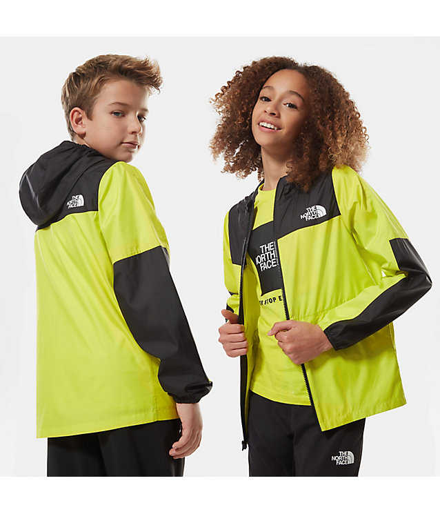 VESTE COUPE-VENT LOBUCHE DRYVENT POUR ENFANT | The North Face