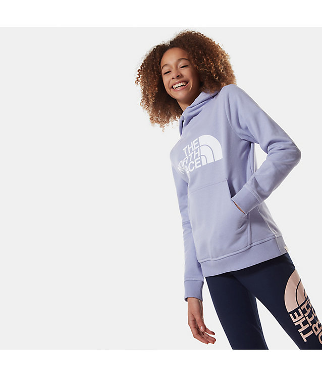 GIRL'S DREW PEAK II HOODIE | The North Face