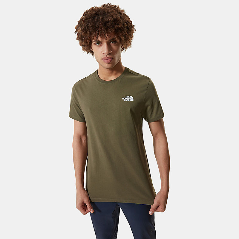 T-shirt Uomo Peaks-