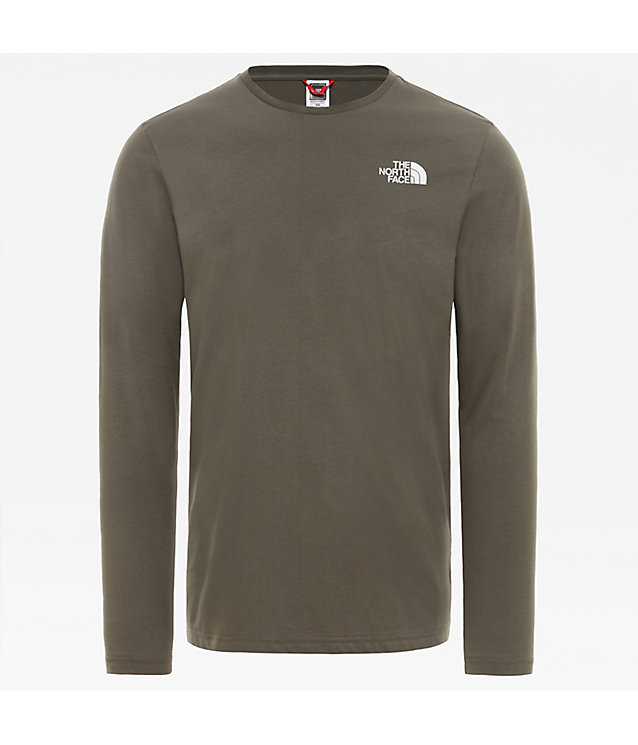 T-shirt Uomo a maniche lunghe Explore | The North Face