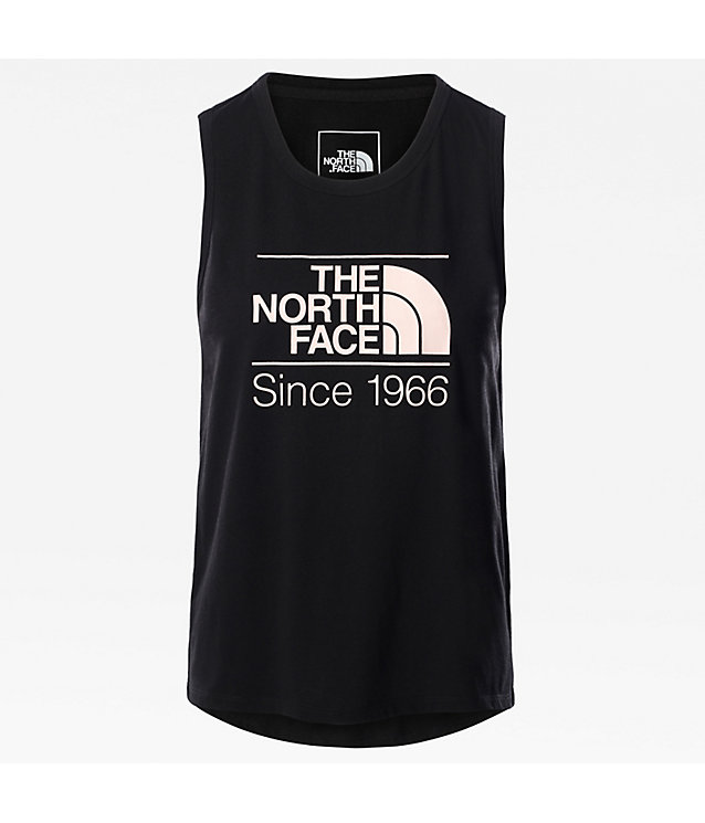 FOUNDATION CANOTTA CON GRAFICA DONNA | The North Face