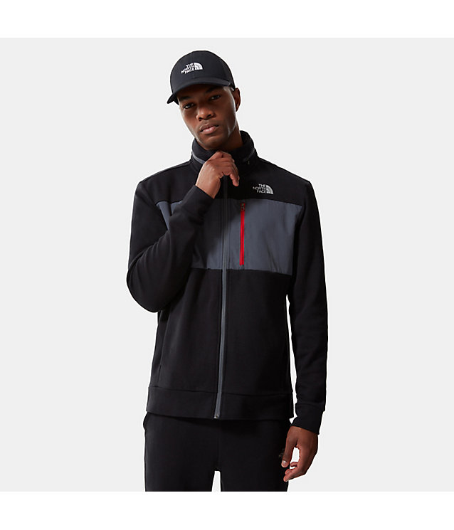 Felpa Tek Midlayer con cappuccio da uomo | The North Face