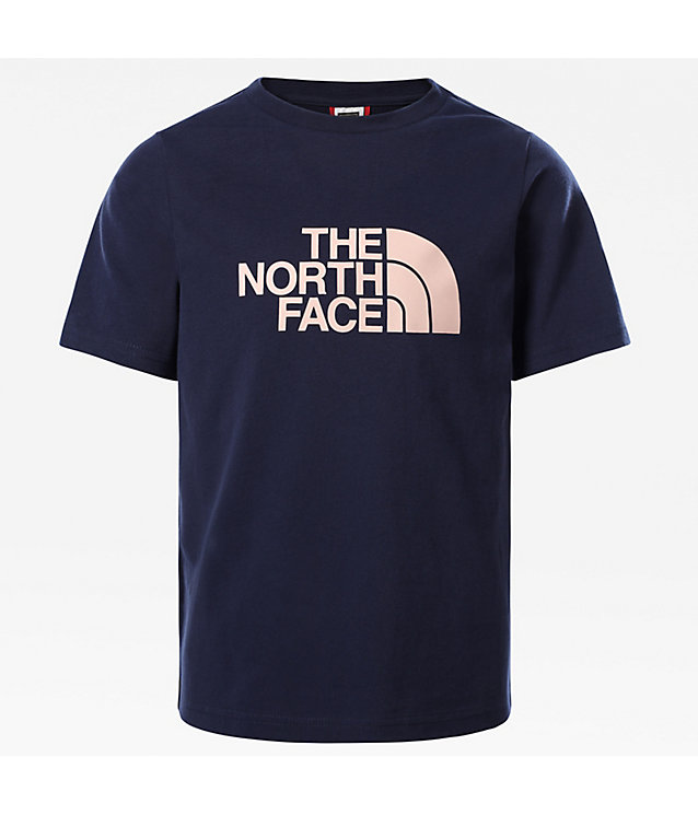 EASY T-SHIRT VESTIBILITÀ COMODA BAMBINA | The North Face