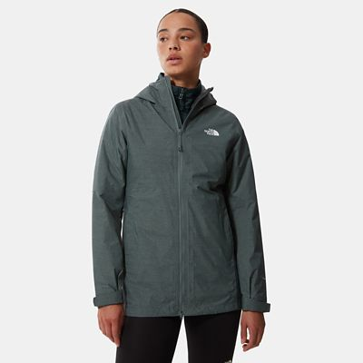 The North Face Womens Hikesteller Triclimate Jacket Balsam G