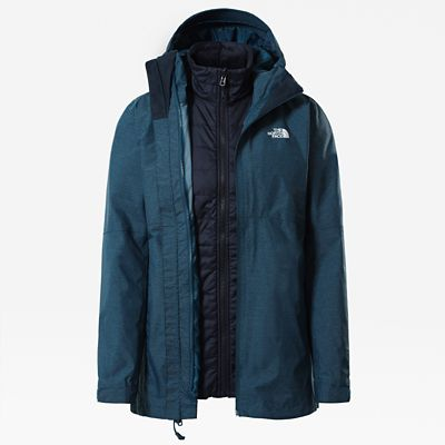 The North Face Womens Hikesteller Triclimate Jacket Monterey