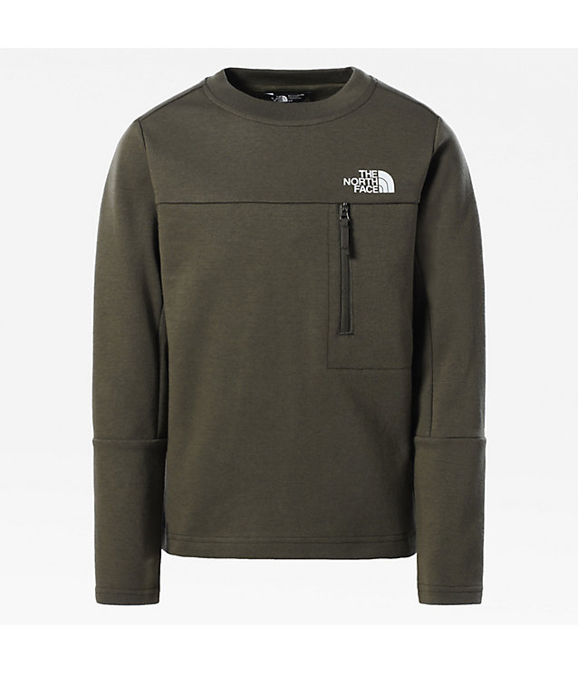 SUDADERA SLACKER PARA NIÑO | The North Face