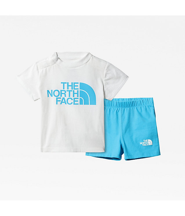 ENSEMBLE EN COTON SUMMER POUR TOUT-PETIT | The North Face