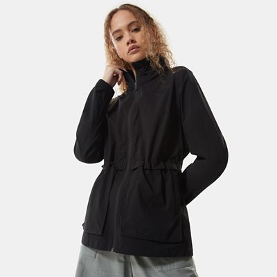 The North Face Womens Sightseer Jacket Tnf Black Size XS