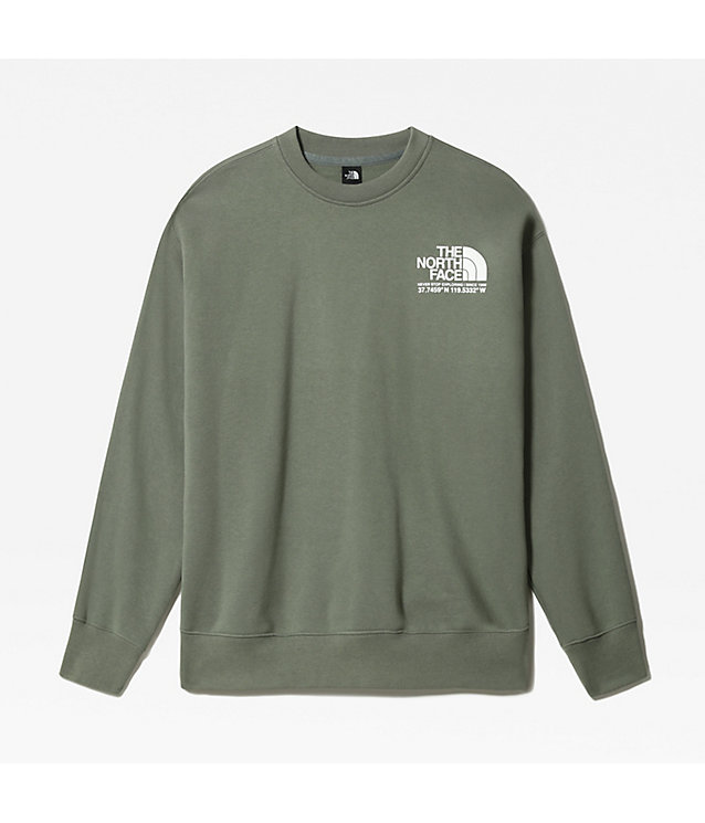 MEN'S COORDINATES SWEATER | The North Face
