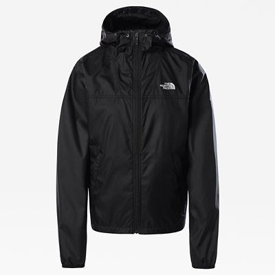The North Face Womens Cyclone Jacket Tnf Black Size XS