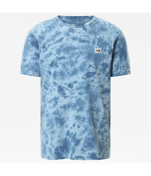 BOTANIC DYE-T-SHIRT VOOR HEREN | The North Face