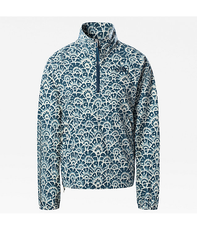 WOMEN'S CLASS V PRINTED WINDBREAKER ANORAK | The North Face