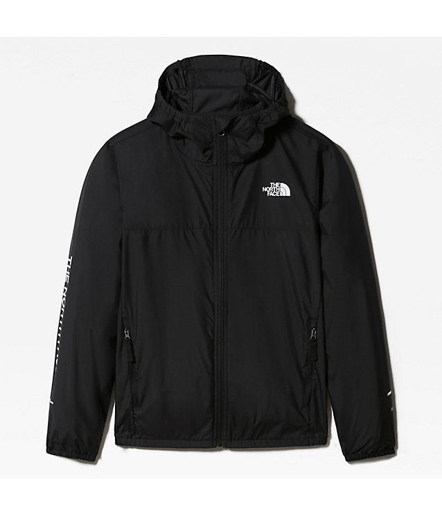 BOY'S REACTOR WIND JACKET | The North Face