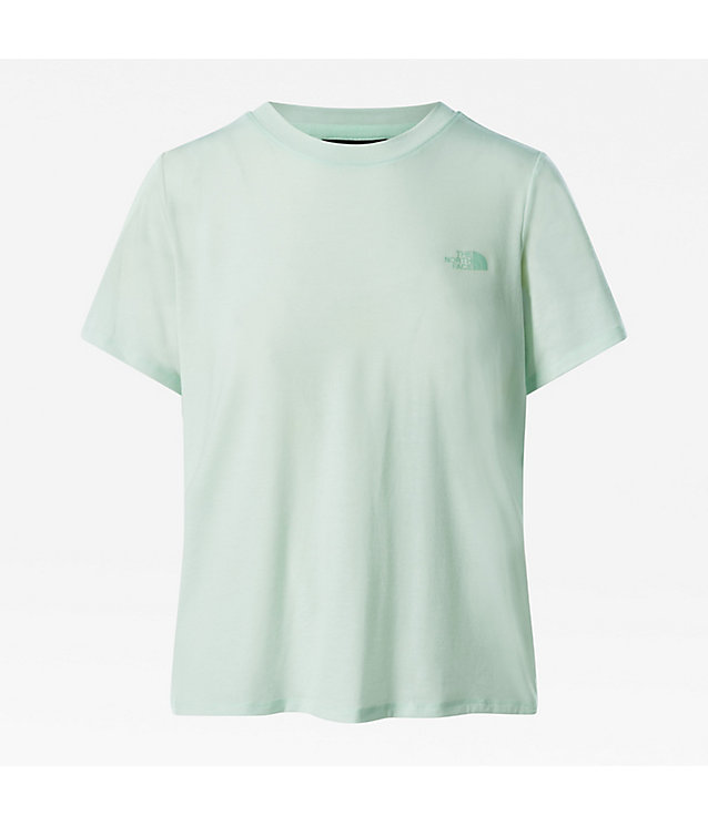 WOMEN'S WANDER TWISTED-BACK T-SHIRT | The North Face