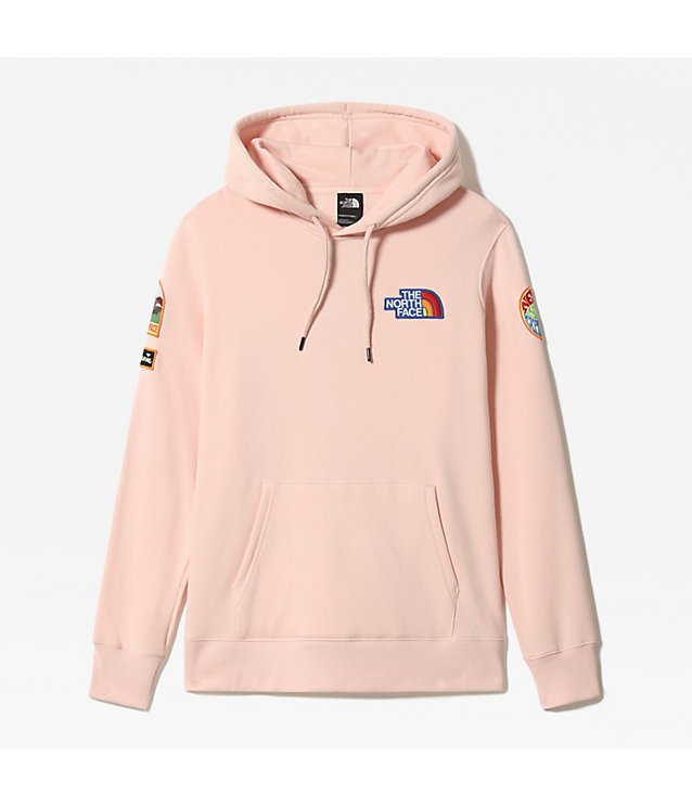 WOMEN'S PATCHES HOODIE | The North Face