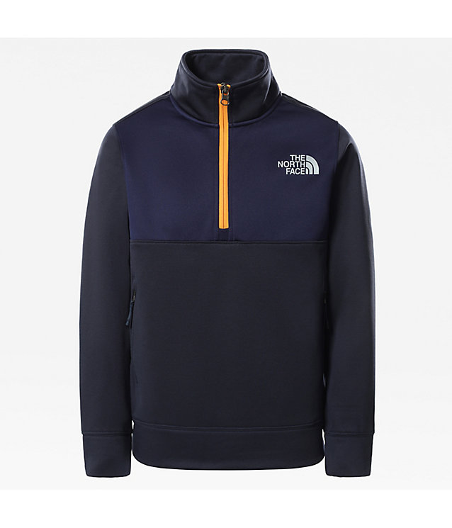 Youth Quarter-Zip Sweatshirt | The North Face
