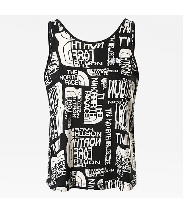 Women's Distorted Logo Tank Top | The North Face
