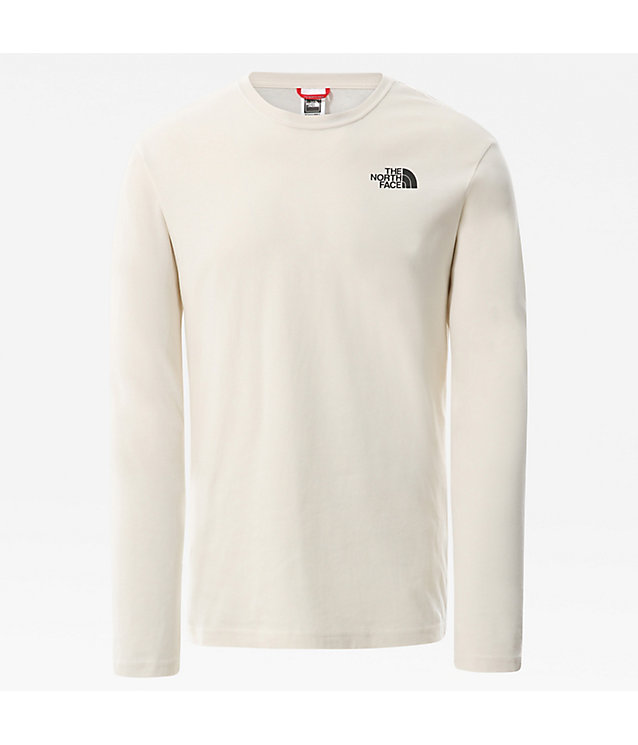 Distorted Logo Long-Sleeve T-Shirt | The North Face