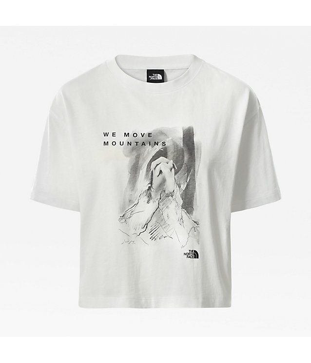 International Women's Day kurzgeschnittenes Kurzarm-Shirt für Damen | The North Face