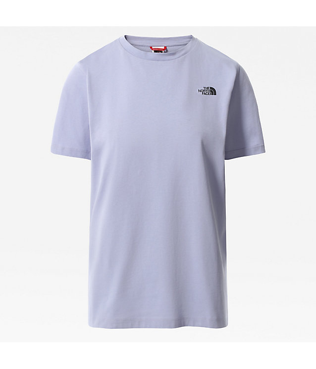 T-shirt Boyfriend Triangle pour femme | The North Face