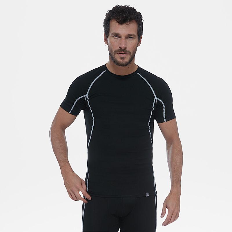 Light Short-Sleeve Crew T-Shirt-