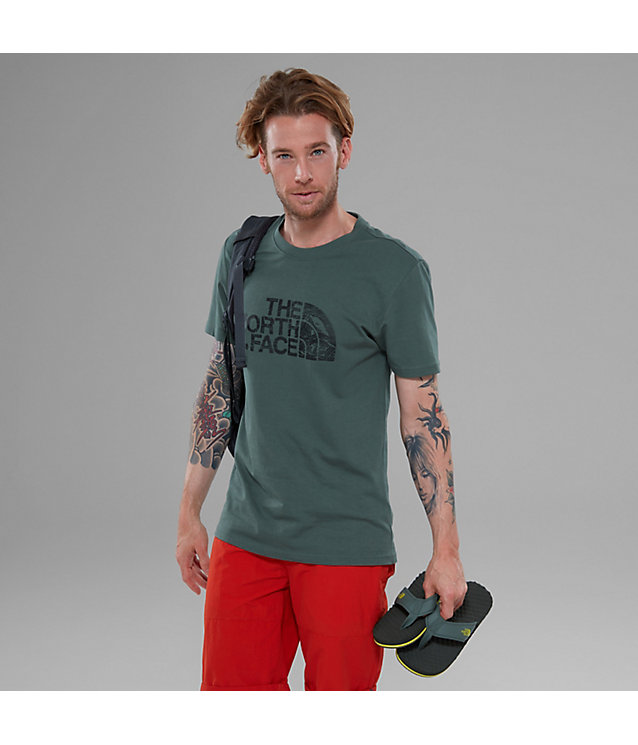 Woodcut Dome T-Shirt | The North Face
