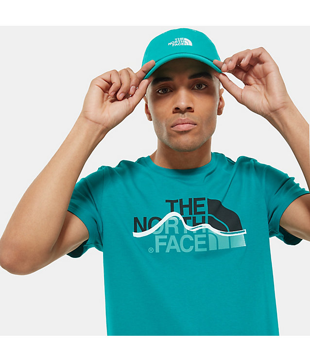 Men's Mountain Line T-Shirt | The North Face