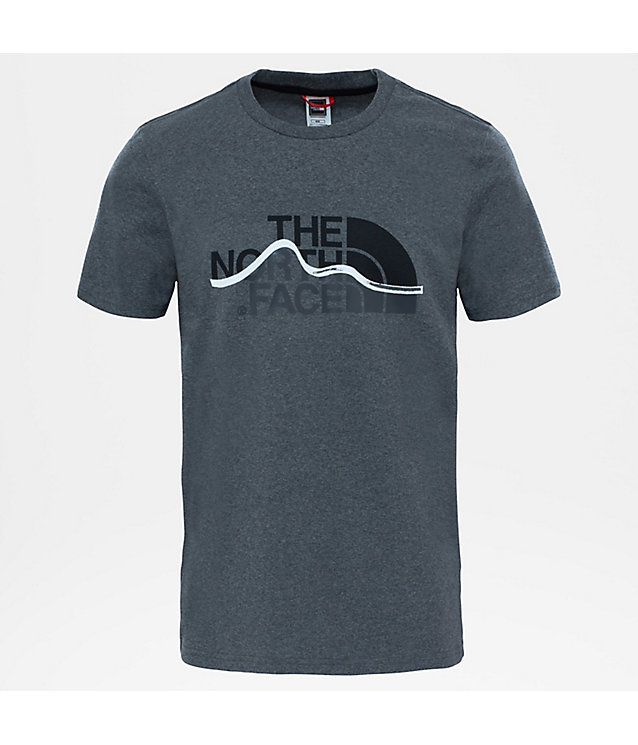 Herren Mountain Line T-Shirt | The North Face