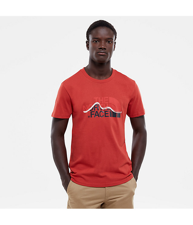 Mountain Line T-Shirt | The North Face