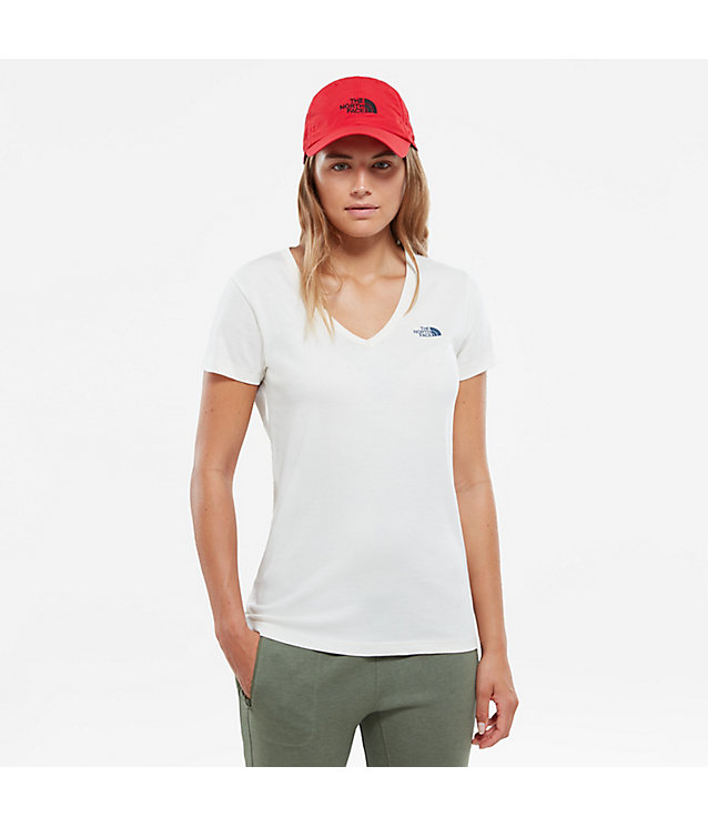 Simple Dome-T-shirt voor dames | The North Face