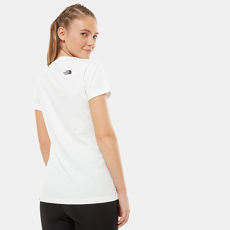 T-shirt Donna Simple Dome-