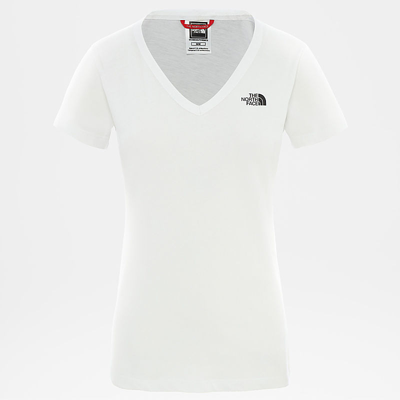 Simple Dome T-shirt voor dames-