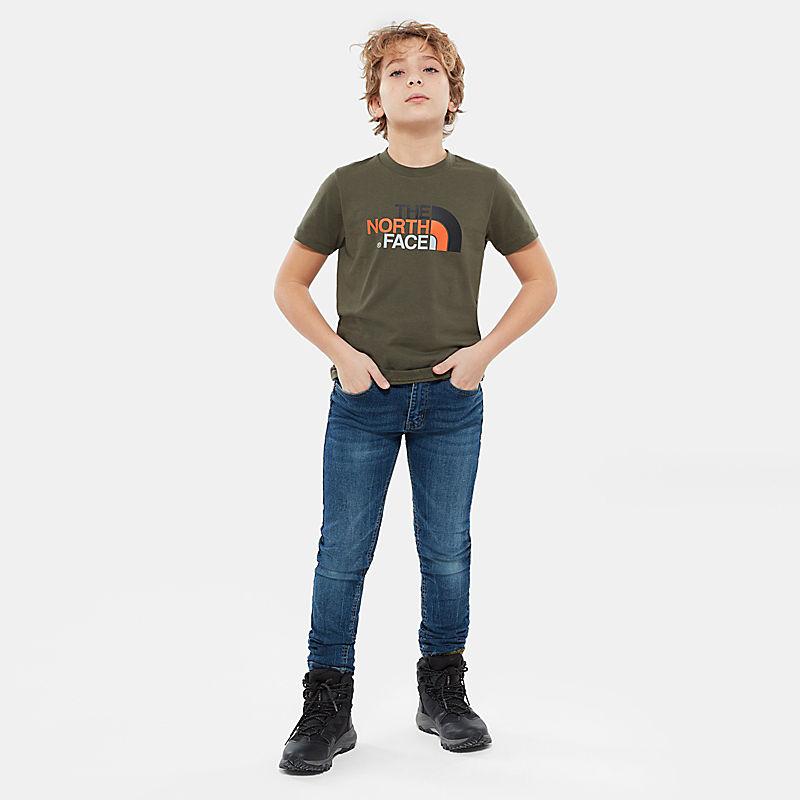 Easy T-shirt voor jongeren-