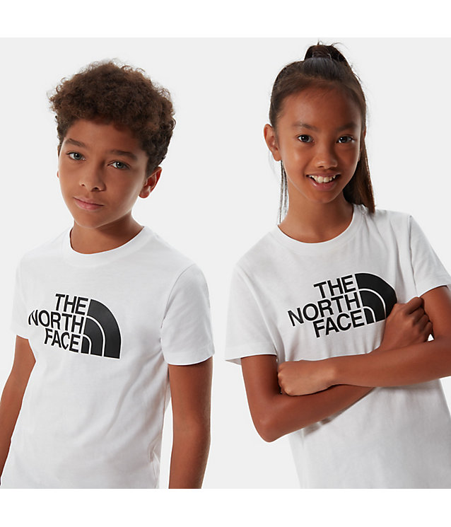 Kinder Easy Kurzarm-T-Shirt | The North Face