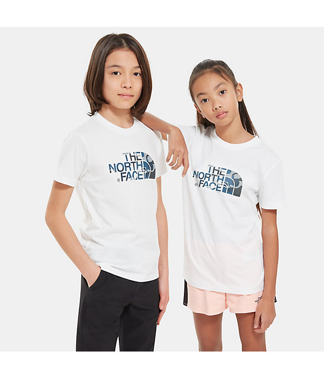 Youth Easy Short-Sleeve T-Shirt | The North Face