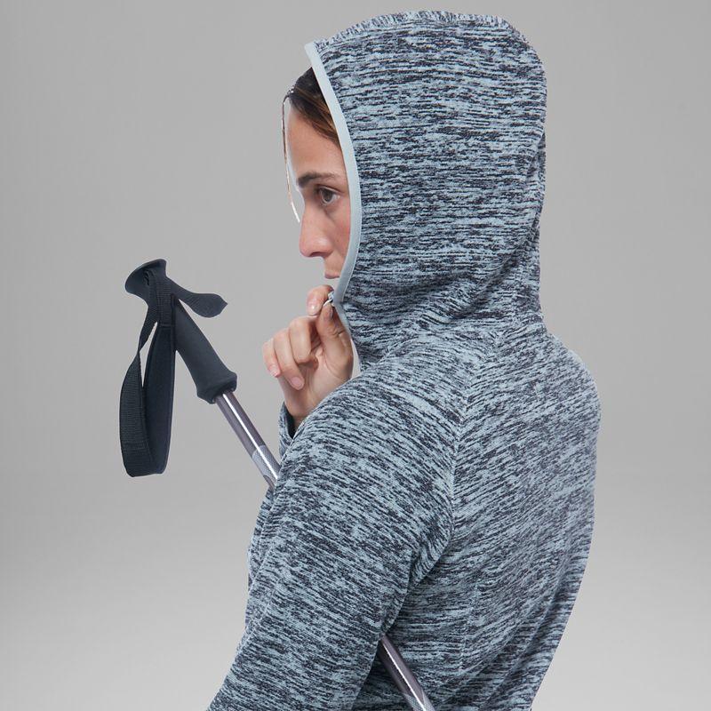 Veste à capuche Nikster pour femme-