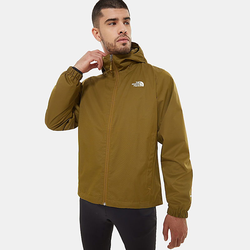 Men's Quest Hooded Jacket-