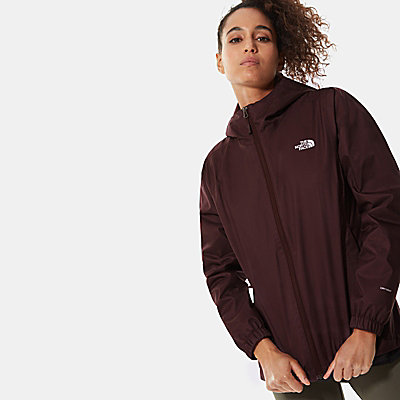 DAMEN QUEST JACKE MIT KAPUZE | The North Face