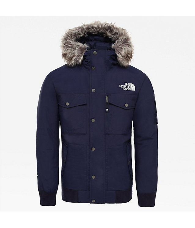doudoune north face noir homme