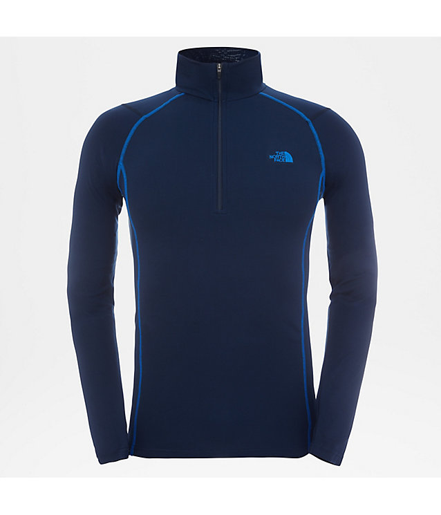 Men's Warm Long-Sleeve Zip Shirt | The North Face